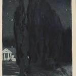Zofia Stankiewicz, My Family Home,  c1912