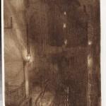 Feliks Jabłczyński, A Motif from Venice, 1909/10