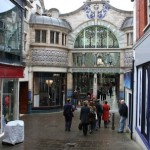 Art Nouveau Royal Arcade