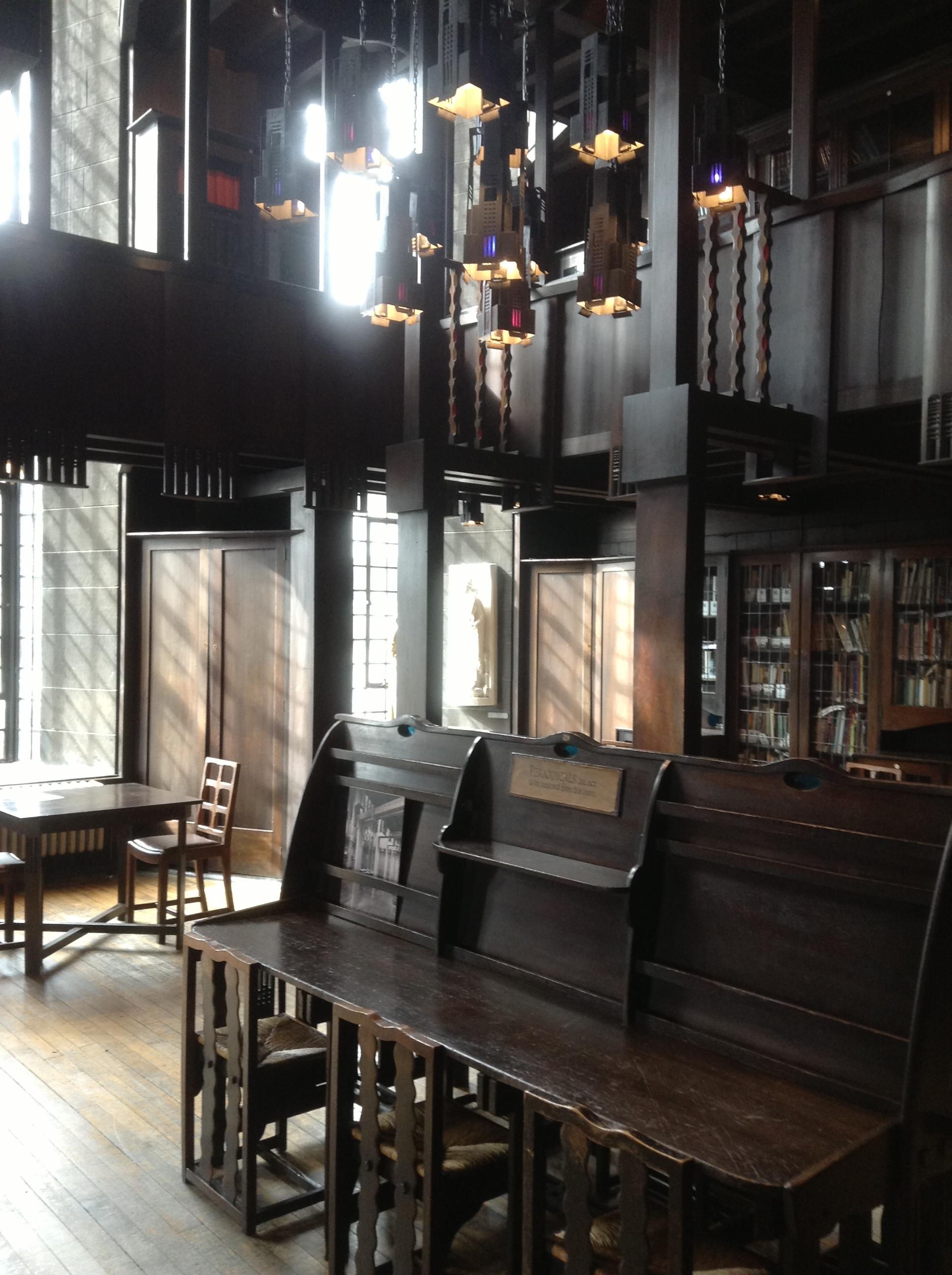 Charles Rennie Mackintosh And The Glasgow School Of Art
