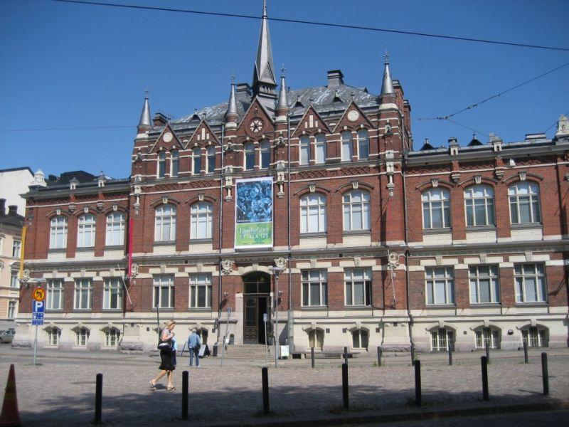 Design Museum, Helsinki FI | Partage-Plus