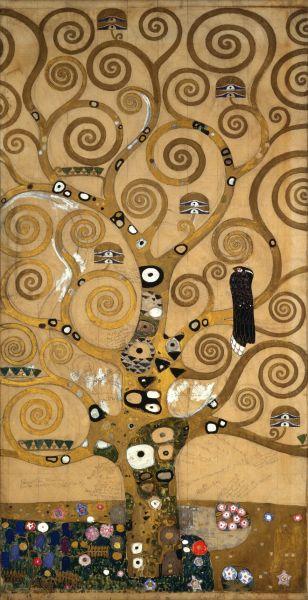Gustav Klimt - 1910-1911